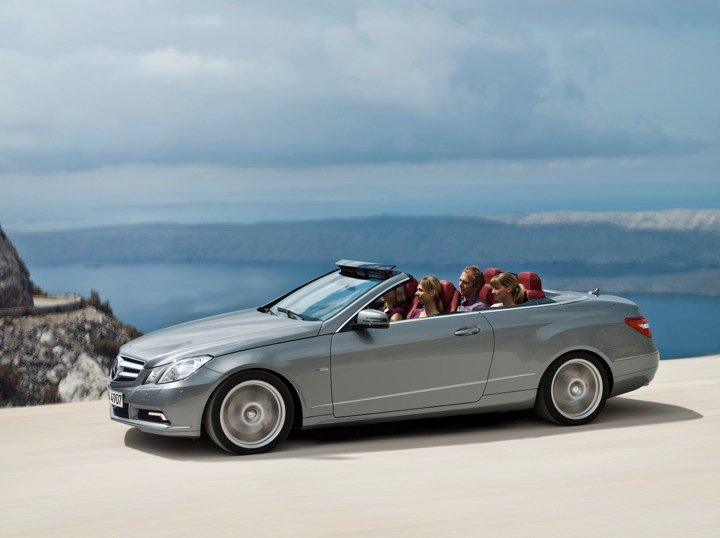 Mercedes-Benz E-Class body