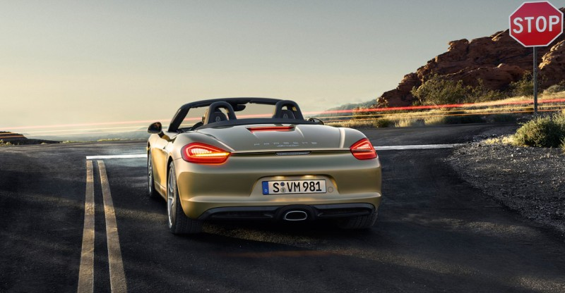 Boxster back