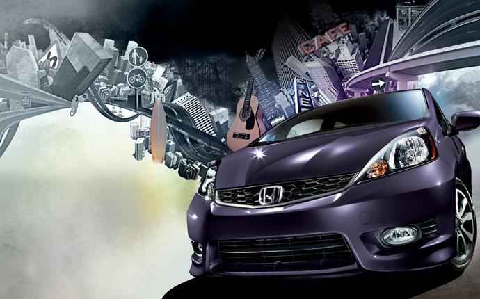 Honda Jazz body