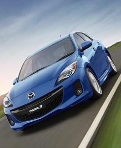 Mazda feature