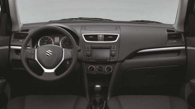 Suzuki Swift dash
