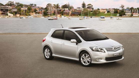 Toyota Corolla Exterior image