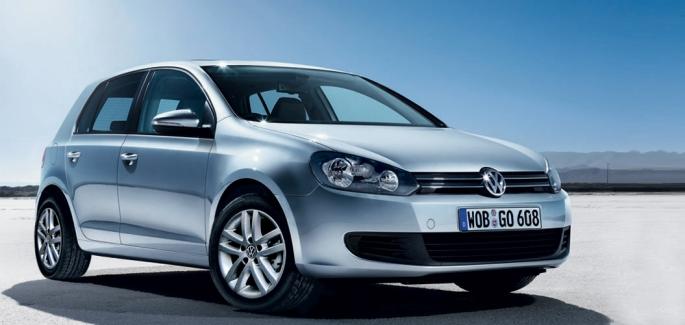 Volkswagen Golf body
