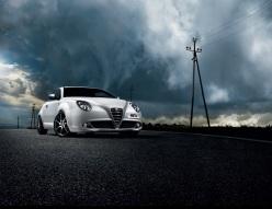 Alfa Romeo MiTo body