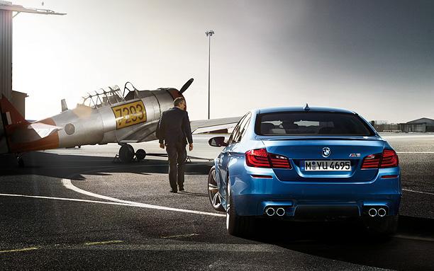 BMW M5 body