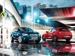 BMW 1 Series body