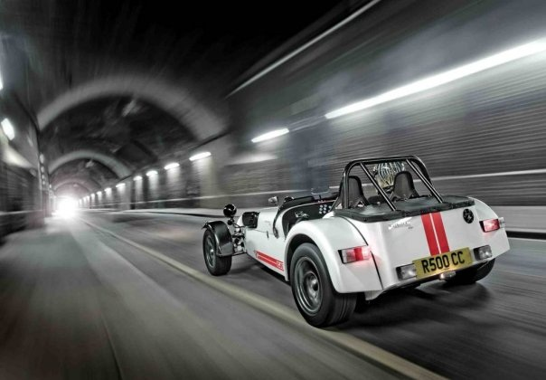 Caterham Seven body