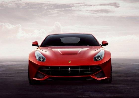 Ferrari F12 exterior