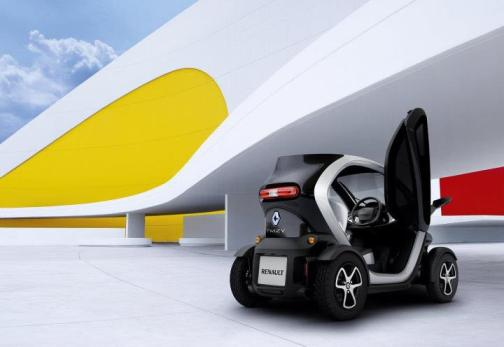 Renault Twizy door