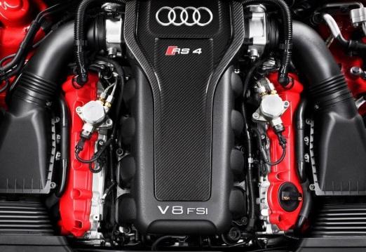 Audi RS4 V8 B8