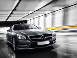 Mercedes-Benz SLexterior