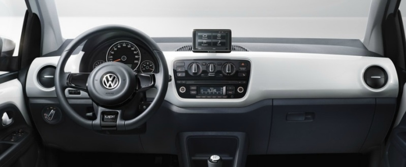 Volkswagen Up! Dash