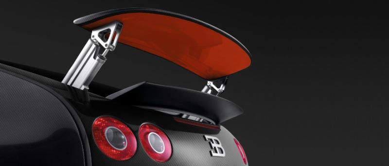 Bugatti Veyron Supersport exterior