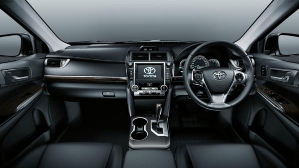 Toyota Camry dash
