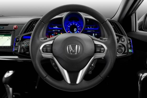Honda CR-Z instruments