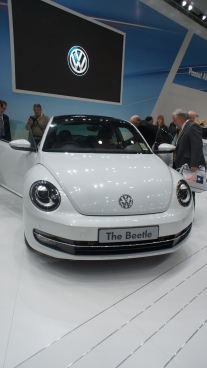 VW Beetle Australian International motor show