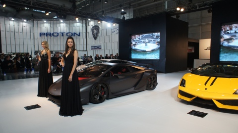 Lamborghini Siesto Elemento Australian International Motor show