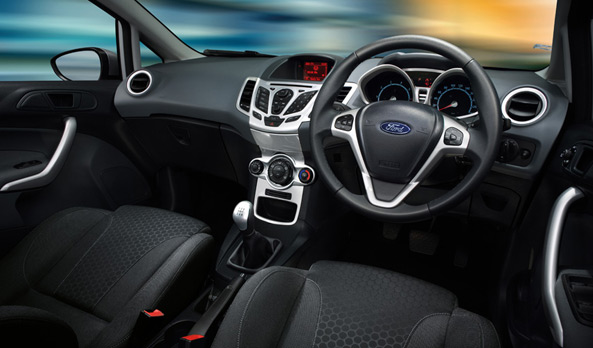 Ford Fiesta Dash