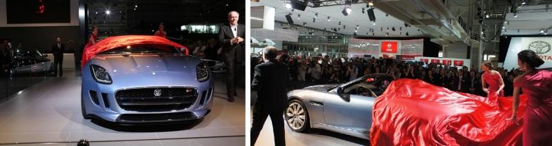 Jaguar F-type Australian International Motor Show