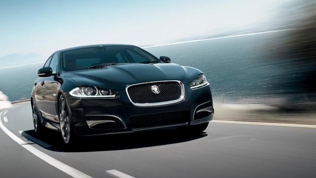 Jaguar XF body