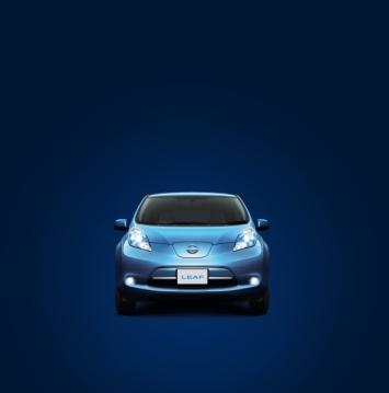 Nissan Leaf body