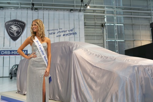 Australian International Motor Show - Miss Universe