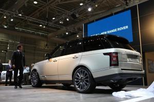 Range Rover Australian International Motor Show