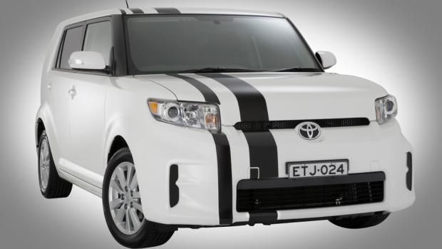 Toyota Rukus body