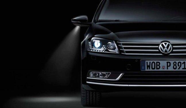 Volkswagen Passat mirrors