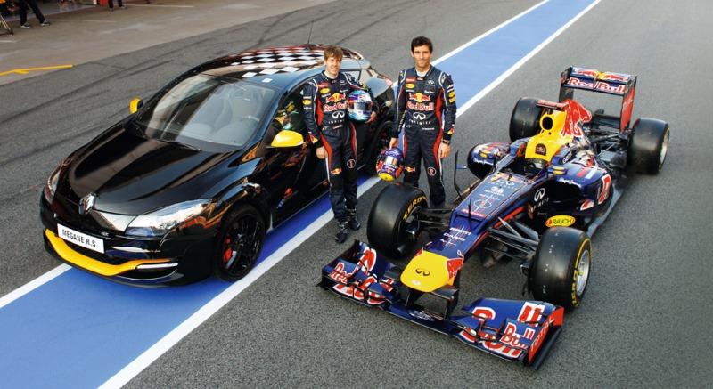 RS 265 Mark Webber