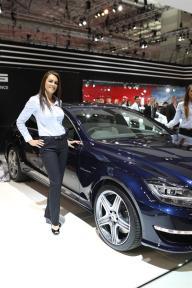 Mercedes Sydney motor show