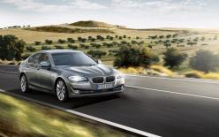 BMW 5 series rolling hills