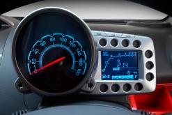 Holden Barina Spark interior