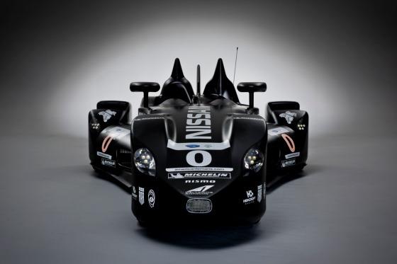 Nissan Delta Wing Le Mans