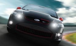 FPV GT R-Spec exterior