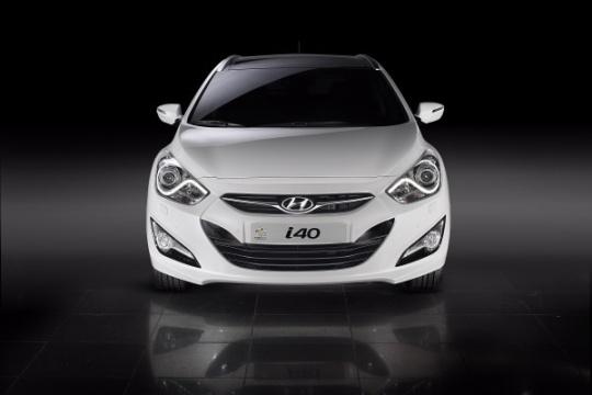 Hyundai i40 body