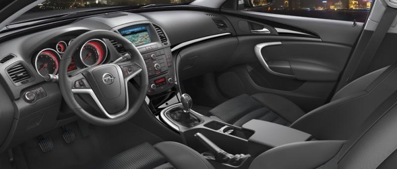 Opel Insignia Dash