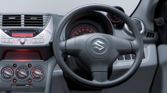 Suzuki Alto dash