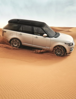 Range Rover feature