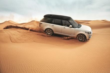 Range Rover - Desert
