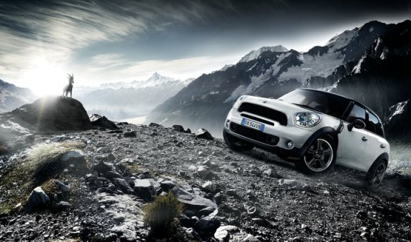 Mini Countryman exterior