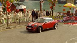 Mini Coupe red