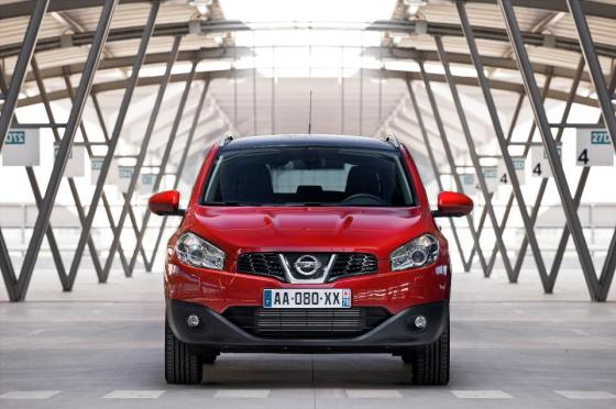 Nissan Dualis Red