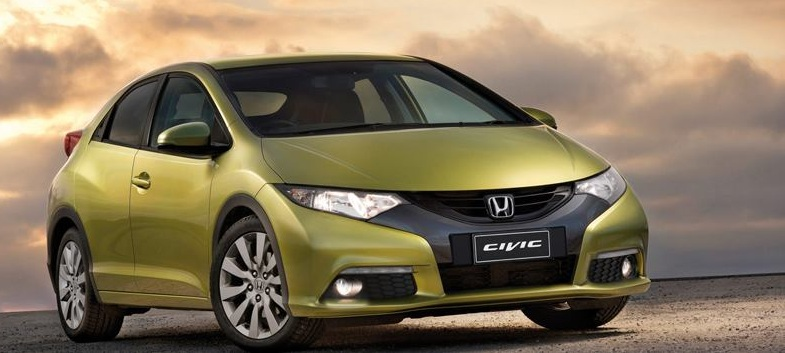 Honda Civic Hatch exteior