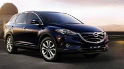 Mazda CX-9 exterior