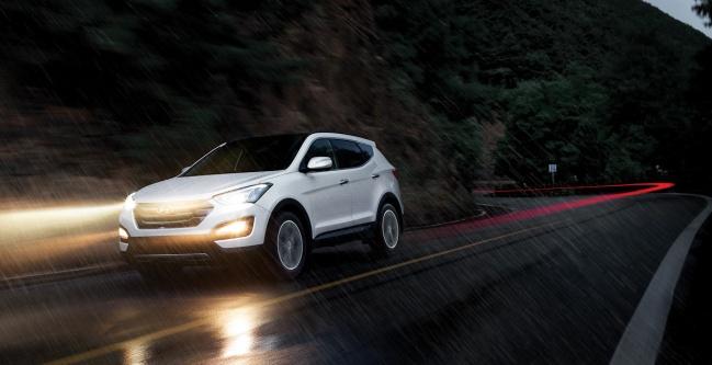 Hyundai Santa Fe body