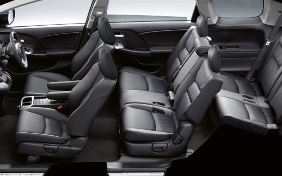 Honda Odyssey dash