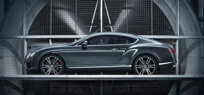 Bentley Continental GT exterior
