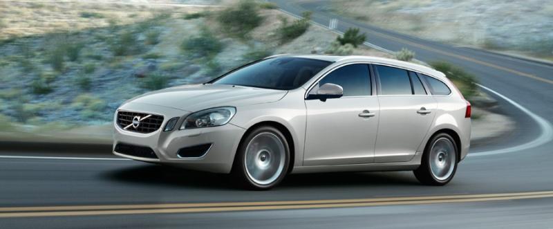 Volvo V60 exterior