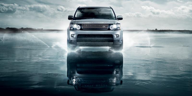 Range Rover Sport body